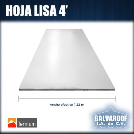 HOJA LISA 4'