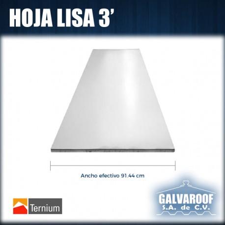 HOJA LISA 3'